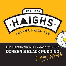 Haighs Black Pudding